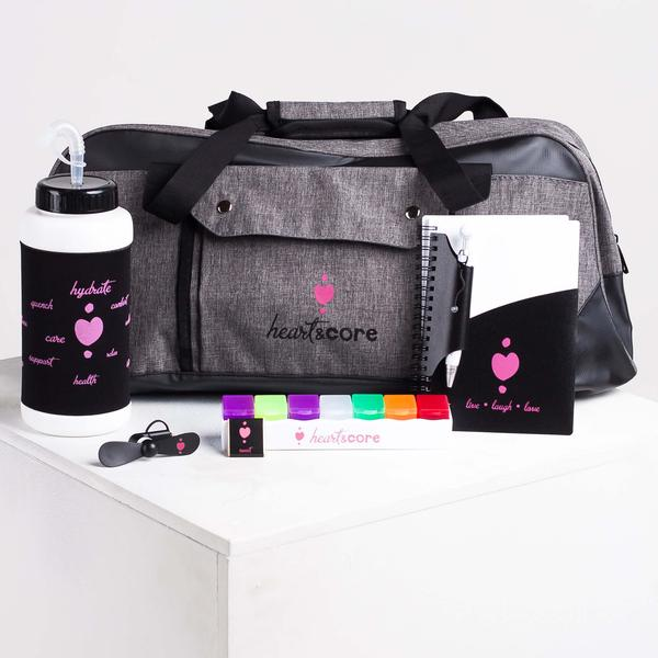 The Bonita Bag aka Lasagna 2.0 Heart & Core | Post-Surgical and Radiation Bras