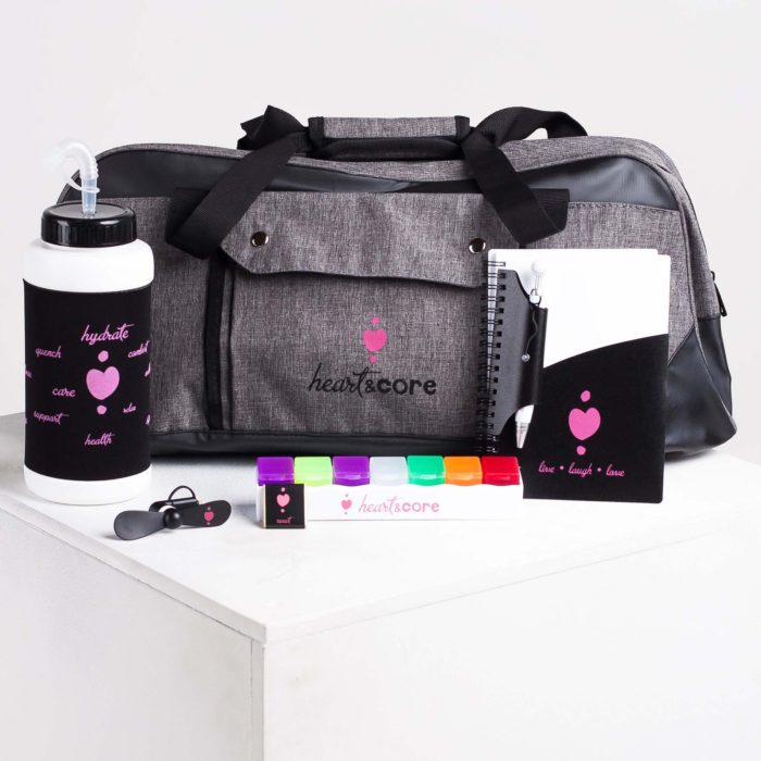 Heart & Core comfort bag | Post-Surgical and Radiation Bras